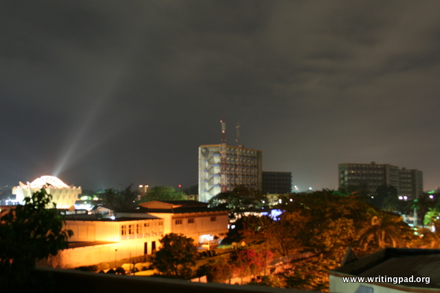 Civic Centre (Night View)