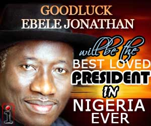 Childish Media Antics of President Jonathan's Goons