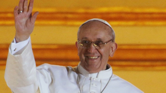 The man Pope Francis
