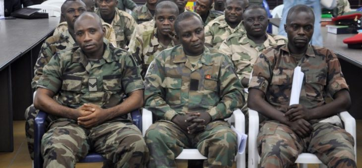 54 Nigerian Soldiers Sentenced to Death for Mutiny have no excuse but…