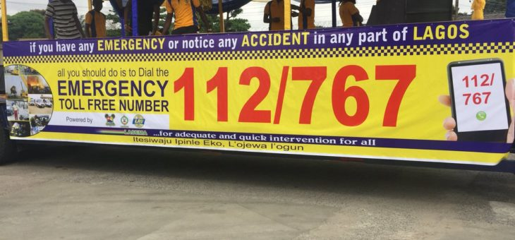 Kudos to Lagos State Emergency Response 767; thumbs down to FRSC 122