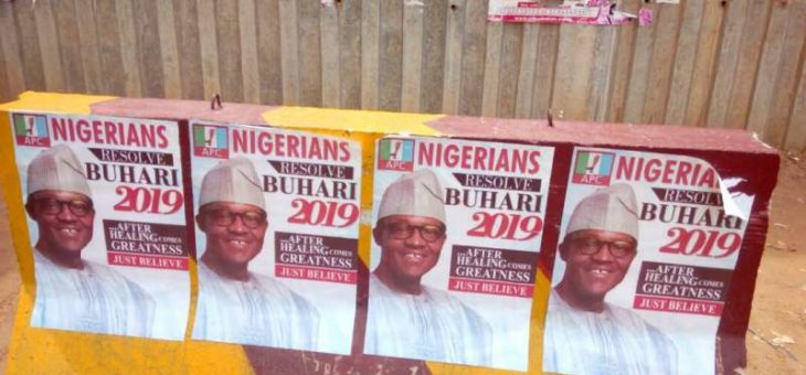 Buhari, please perish that thought – don't contest again.  Just go home!